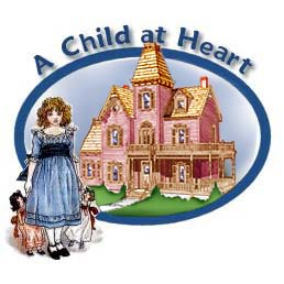 This Logo has a © Copy Right A Child at Heart, Inc. of OK. 99-08